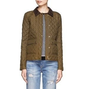 Jcrew Quilted Tack Jacket